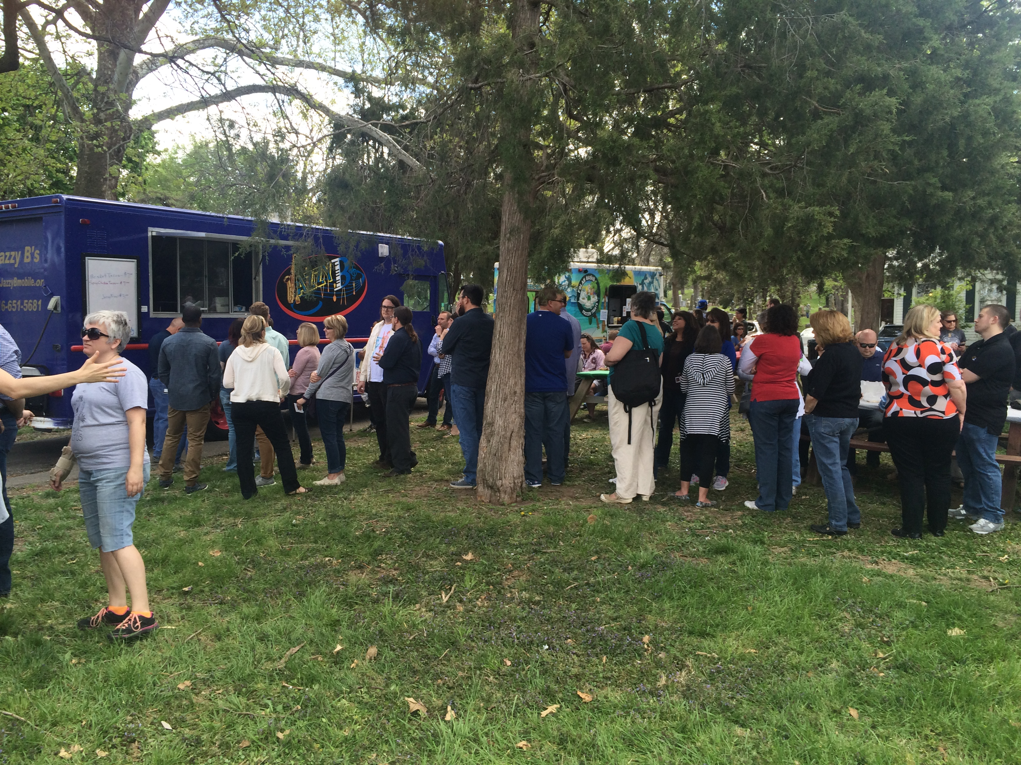 Food Truck Fridays Return to Union Cemetery Today – Feast Magazine
