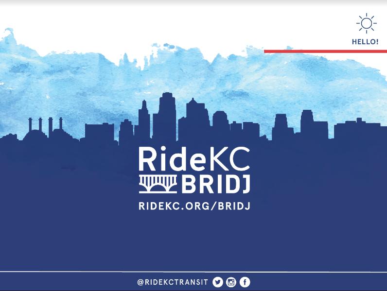 New Service in Union Hill: RideKC's Bridj