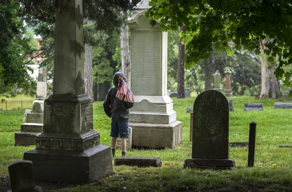 Union Cemetery in Kansas City is listed on historic register – Kansas City Star