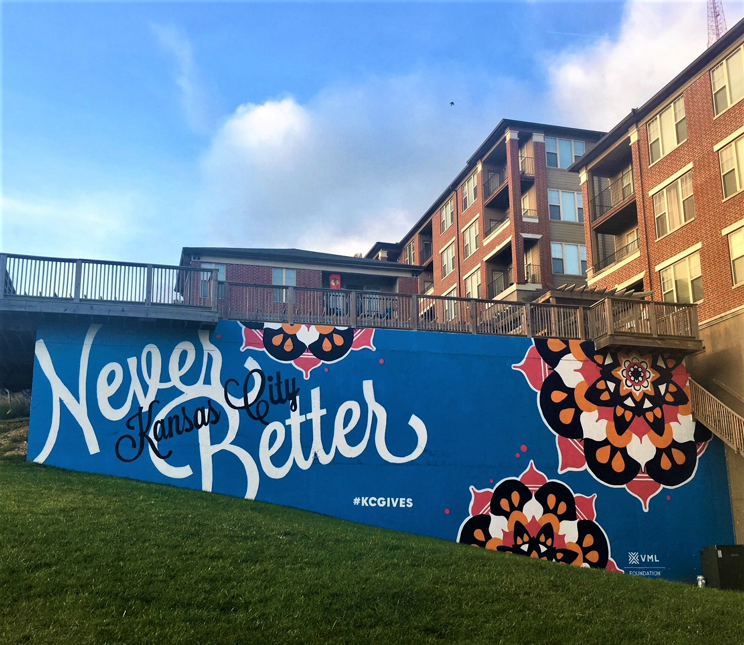 A Brand New Mural In The Heart Of Union Hill!