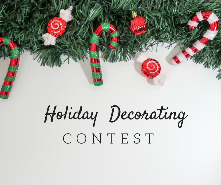 holiday decorating contest - Christmas Decorating Contest