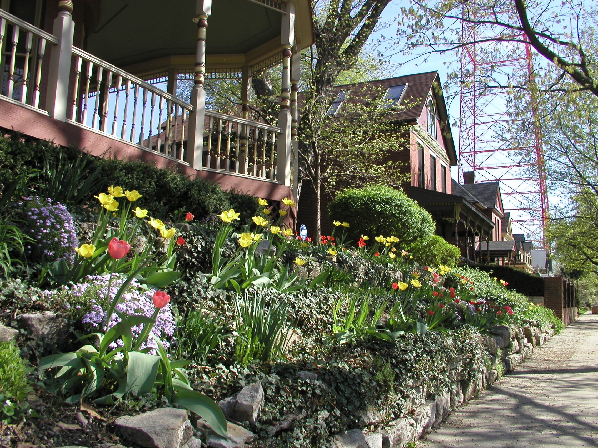 22nd Annual Union Hill Garden Tour Features More Than 20 Gardens In One Of Kansas  Cityu0027s Oldest Neighborhoods