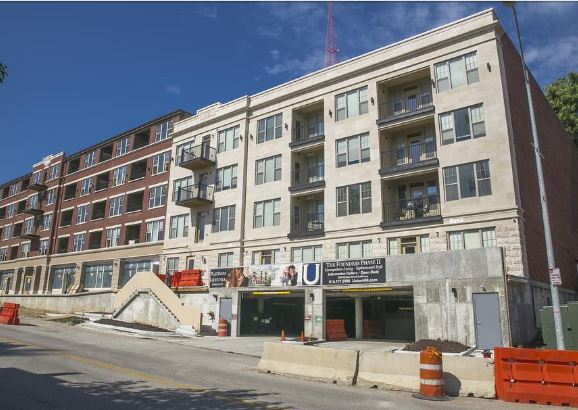 New Apartments Wrap Up 30 Years Of Union Hill Redevelopment U2013 Kansas City  Business Journal